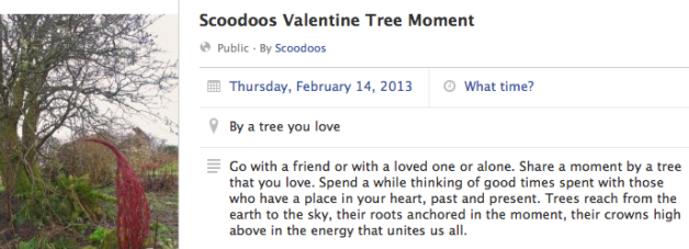 SCOODOOS VALENTINE MOMENT - ON FACEBOOK
